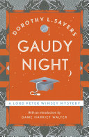 Gaudy Night [Pdf/ePub] eBook