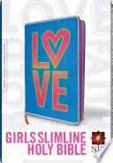 Girls Slimline Bible NLT Book PDF