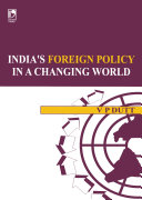 Pdf India'S Foreign Policy In A Changing Wor Telecharger