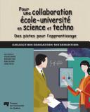 Pdf Pour une collaboration école-université en science et techno Telecharger