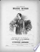 Blue Eyes Book