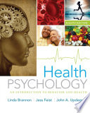 Health Psychology  An Introduction to Behavior and Health Book PDF