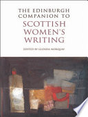 Edinburgh Companion To Scottish Women S Writing