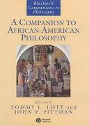 A Companion to African-American Philosophy Pdf/ePub eBook
