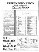 Digital Audio and Compact Disc Review