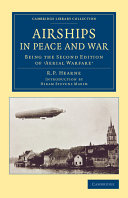 Airships in Peace and War ebook