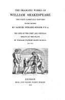 King Henry VI  part 1  King Henry VI  part 2  King Henry VI  part 3  King Richard III