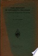 The Serpent In Kwakiutl Religion