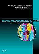 Musculoskeletal MRI E Book