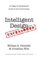 Intelligent Design Uncensored Pdf/ePub eBook