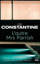 Pdf L'autre Mrs Parrish