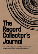 The Record Collector s Journal