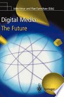 Digital Media  The Future Book