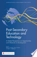 Post Secondary Education and Technology