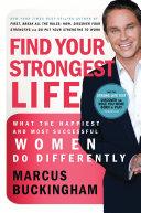 Find Your Strongest Life Pdf/ePub eBook