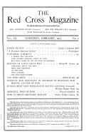 The Red Cross Magazine