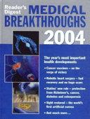 Medical Breakthroughs 2004
