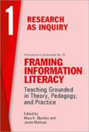 Framing Information Literacy