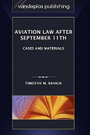 Aviation Law After September 11th
