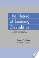 The Nature of Learning Disabilities