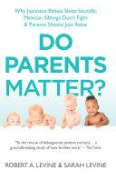 Do Parents Matter