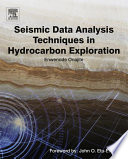 Seismic Data Analysis Techniques In Hydrocarbon Exploration Book PDF