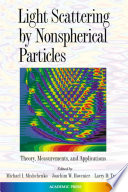 Light Scattering by Nonspherical Particles Book