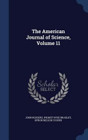 The American Journal Of Science Volume 11