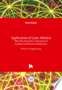 Applications of Laser Ablation