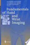 Fundamentals Of Hand And Wrist Imaging Book PDF