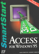 Access For Windows 95 Smartstart