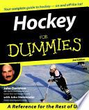 Hockey For Dummies