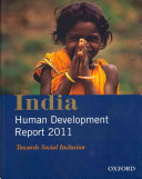 India Human Development Report 2011