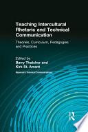 Teaching Intercultural Rhetoric and Technical Communication