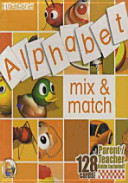 ALPHABET MIX MATCH FLASHCARDS   128CARDS