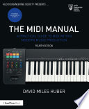 The MIDI Manual Book PDF