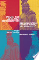 Women And Legislative Representation