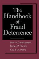 The Handbook of Fraud Deterrence Pdf/ePub eBook