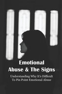Emotional Abuse   The Signs
