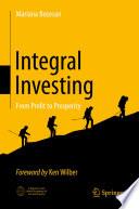 Integral Investing Book