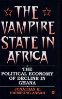 Pdf The Vampire State in Africa