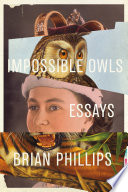 Impossible Owls Book