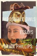 Impossible Owls [Pdf/ePub] eBook