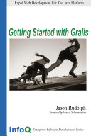 Getting Started with Grails