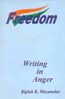 Freedom  writing in Anger