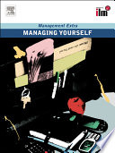 Managing Yourself Book