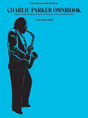 Charlie Parker Omnibook - CD Play-Along Edition