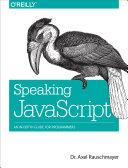 Pdf Speaking JavaScript Telecharger