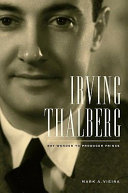 Irving Thalberg Pdf/ePub eBook