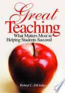 Great Teaching